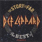 Def Leppard The Story So Far (Volume 2/Hits And B Sides) - RSD19 UK 2-LP vinyl set