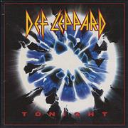 Click here for more info about 'Def Leppard - Tonight'