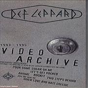Click here for more info about 'Def Leppard - Video Archive'