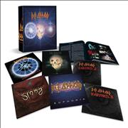 Click here for more info about 'Def Leppard - Vinyl Collection Volume 2 - Sealed'