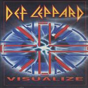 Click here for more info about 'Def Leppard - Visualize'