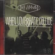 Click here for more info about 'Def Leppard - When Love & Hate Collide - Parts 1 & 2'