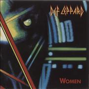 Click here for more info about 'Def Leppard - Women'