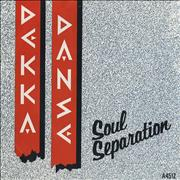Click here for more info about 'Dekka Danse - Soul Separation'