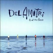 Del Amitri 4 Of The Best UK CD single Promo