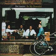 "Del Amitri Be My Downfall Germany 7"" vinyl"