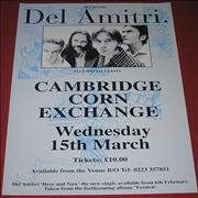 Click here for more info about 'Del Amitri - Cambridge Corn Exchange 1995'