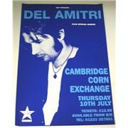 Click here for more info about 'Del Amitri - Cambridge Corn Exchange'
