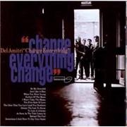 Del Amitri Change Everything UK CD album