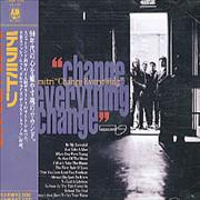 Del Amitri Change Everything Japan CD album Promo