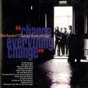 Del Amitri Change Everything USA CD album Promo