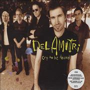 Del Amitri Cry To Be Found UK CD single