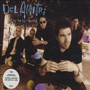 Del Amitri Cry To Be Found UK 2-CD single set