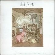 Del Amitri Del Amitri + booklet UK vinyl LP