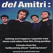 Del Amitri Del Amitri - Sampler Cassette UK cassette single Promo