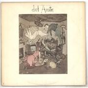 Del Amitri Del Amitri USA vinyl LP