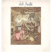 Del Amitri Del Amitri UK vinyl LP