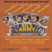 Del Amitri Del's Army - Tour Itinerary UK Itinerary