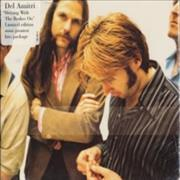 Del Amitri Driving With The Brakes On - Digipak UK CD single