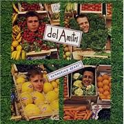 """Del Amitri Hammering Heart UK 7"""" vinyl"""