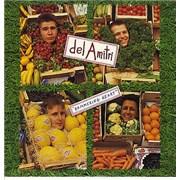 """Del Amitri Hammering Heart UK 12"""" vinyl"""