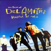 Del Amitri Hatful Of Rain - The Best Of UK poster Promo