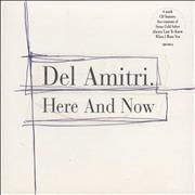 Click here for more info about 'Del Amitri - Here And Now - Digipak'