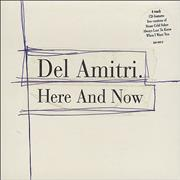 Del Amitri Here And Now UK 2-CD single set