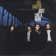 Del Amitri Just Like A Man USA CD single Promo
