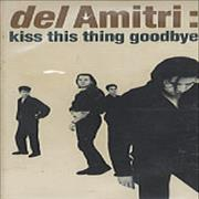 Del Amitri Kiss This Thing Goodbye UK cassette single