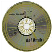 Del Amitri Kiss This Thing Goodbye USA CD single Promo