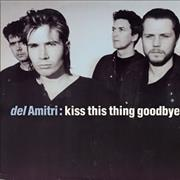 "Del Amitri Kiss This Thing Goodbye UK 12"" vinyl"