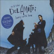 Del Amitri Lousy With Love - Slipcase Edition UK CD album