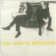 Del Amitri Medicine - Part 1 - Withdrawn UK CD single