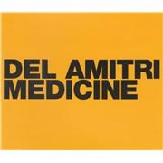 Del Amitri Medicine UK CD single Promo