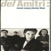 Del Amitri Move Away Jimmy Blue UK cassette single