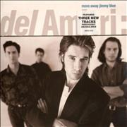 Del Amitri Move Away Jimmy Blue UK CD single