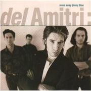 "Del Amitri Move Away Jimmy Blue UK 7"" vinyl"