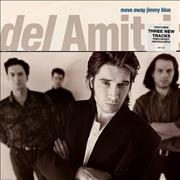 "Del Amitri Move Away Jimmy Blue UK 12"" vinyl"