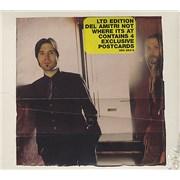 Del Amitri Not Where Its At - Sealed UK CD single