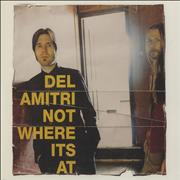 Del Amitri Not Where It's At UK CD single