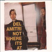 Click here for more info about 'Del Amitri - Not Where Its At'