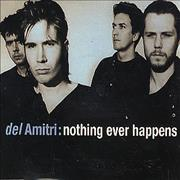 Del Amitri Nothing Ever Happens - Slim Case Germany CD single