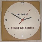Del Amitri Nothing Ever Happens - not working UK memorabilia Promo