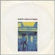 "Del Amitri Nothing Ever Happens UK 7"" vinyl"