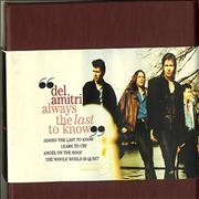 Click here for more info about 'Del Amitri - Quantity of 6 CD Singles & The Singles Colletion Box'