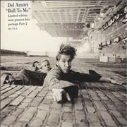 Del Amitri Roll To Me - Part 2 UK CD single
