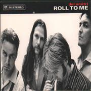 Del Amitri Roll To Me USA CD single Promo