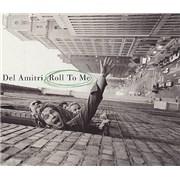Del Amitri Roll To Me UK CD single
