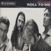 Del Amitri Roll To Me USA CD single